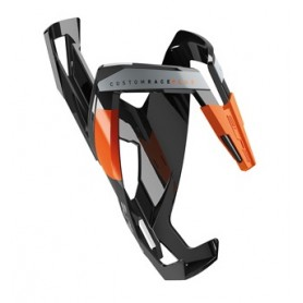PORTABBORRACCIA ELITE CUSTOM RACE PLUS BLACK LOGO ORANGE
