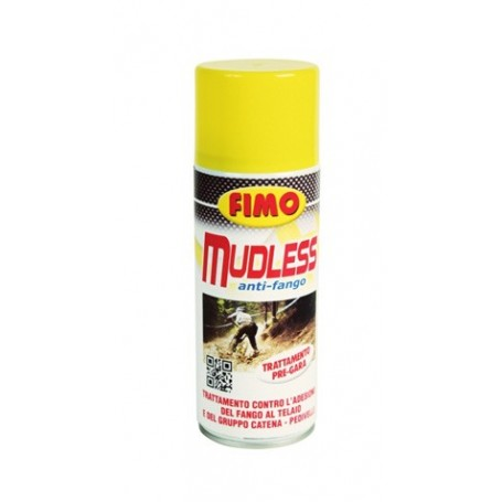 Antifango Mud less FIMO 400ml