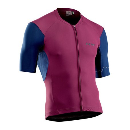 MAGLIA NORTHWAVE  EXTREME 4 JERSEY SHORT SLEEVES