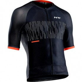 MAGLIA NORTHWAVE STORM AIR JERSEY SHORT SLEEVES
