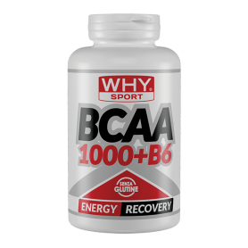 BCAA 1000 + B6 WHY SPORT 300 CPR