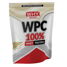 PROTEINE WHY SPORT WPC 100% WHEY